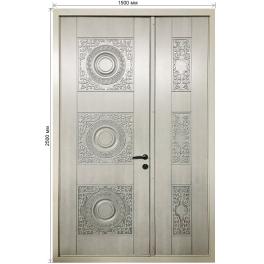 белорусские входные двери с фрезеровкой купить в минске