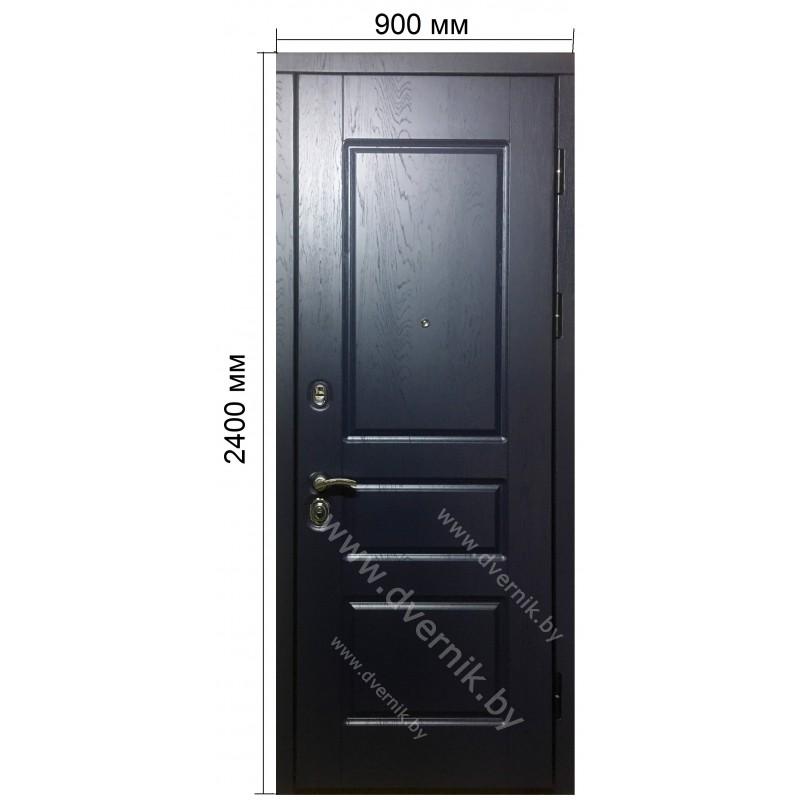 Входная металлическая дверь К-24-НС