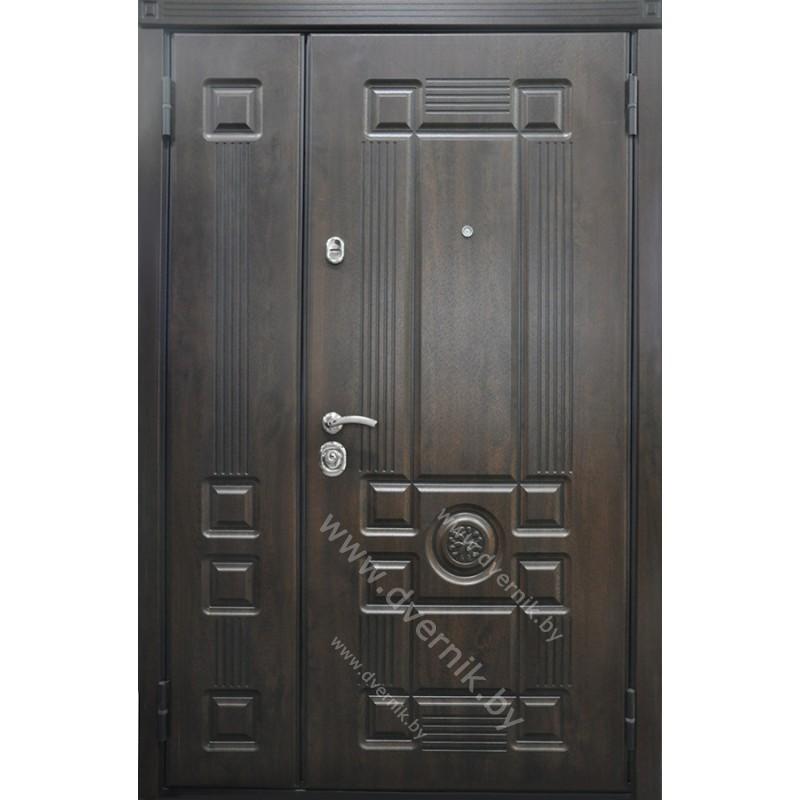 Входная металлическая дверь ХК-3-ДВ