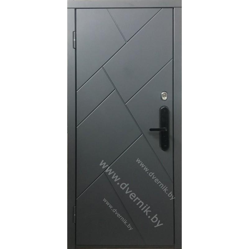 Входная металлическая дверь М-38-ЭЛ