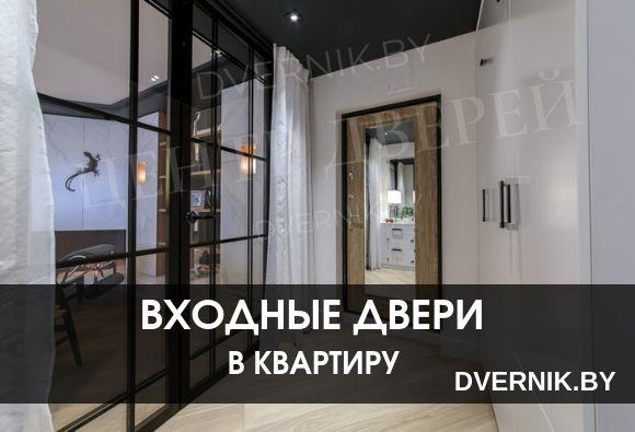 Входные двери в квартиру в Минске